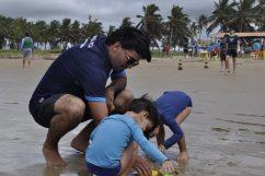 Beach Party do Papai