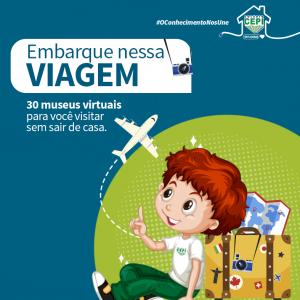 Viagens virtuais